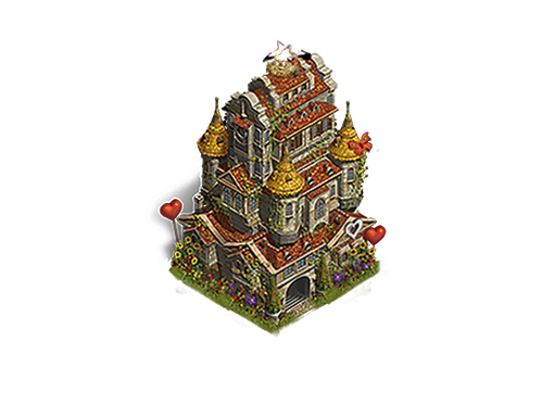 Wondrous Romantic Residence Level 11